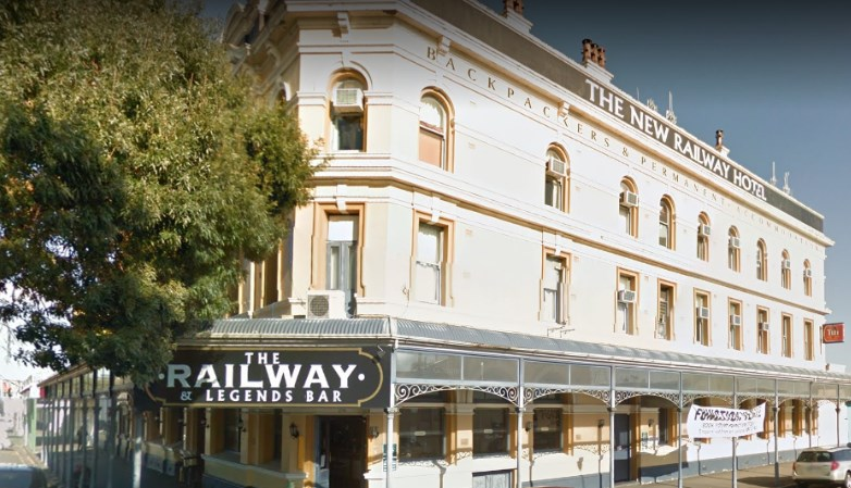 Railway Hotel Backpackers Palmerston North Review & Guide