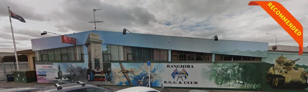Rangiora RSA Review & Guide