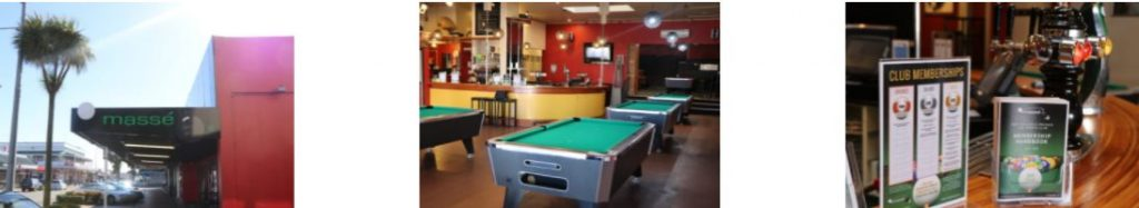 Masse Cue Sports Club Review