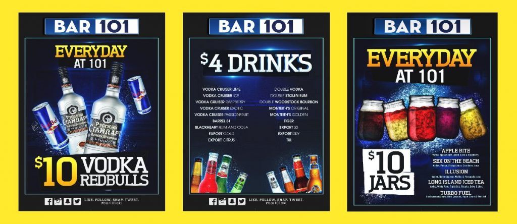 Bar 101 New Zealand Review
