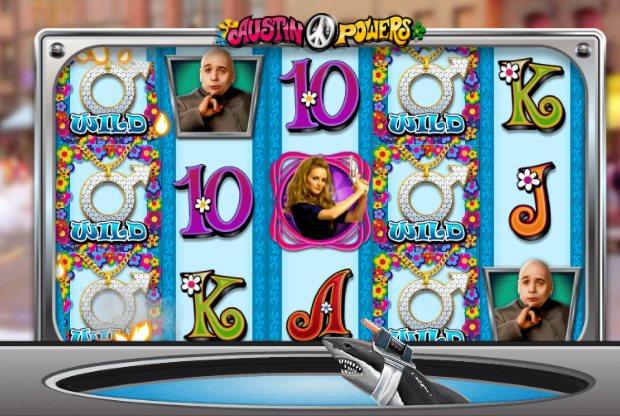 Austin Powers Slot Machine - Play it Free Online