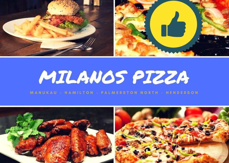 Milanos Pizza New Zealand Review