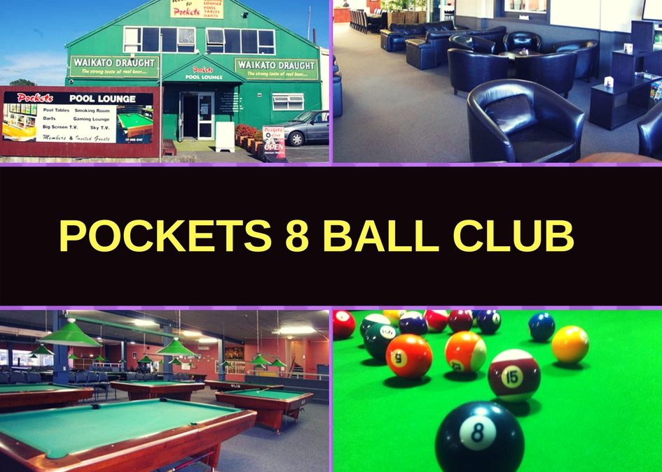 Pockets 8 Ball Club Review