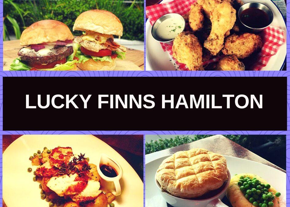 Lucky Finns Pub Hamilton Review