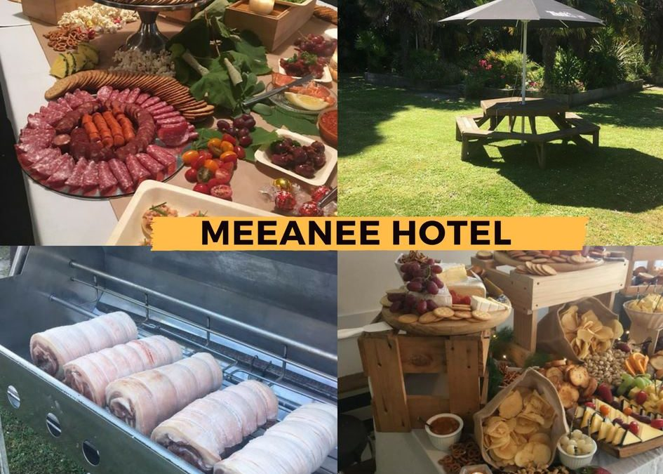 Meeanee Hotel, Napier Review