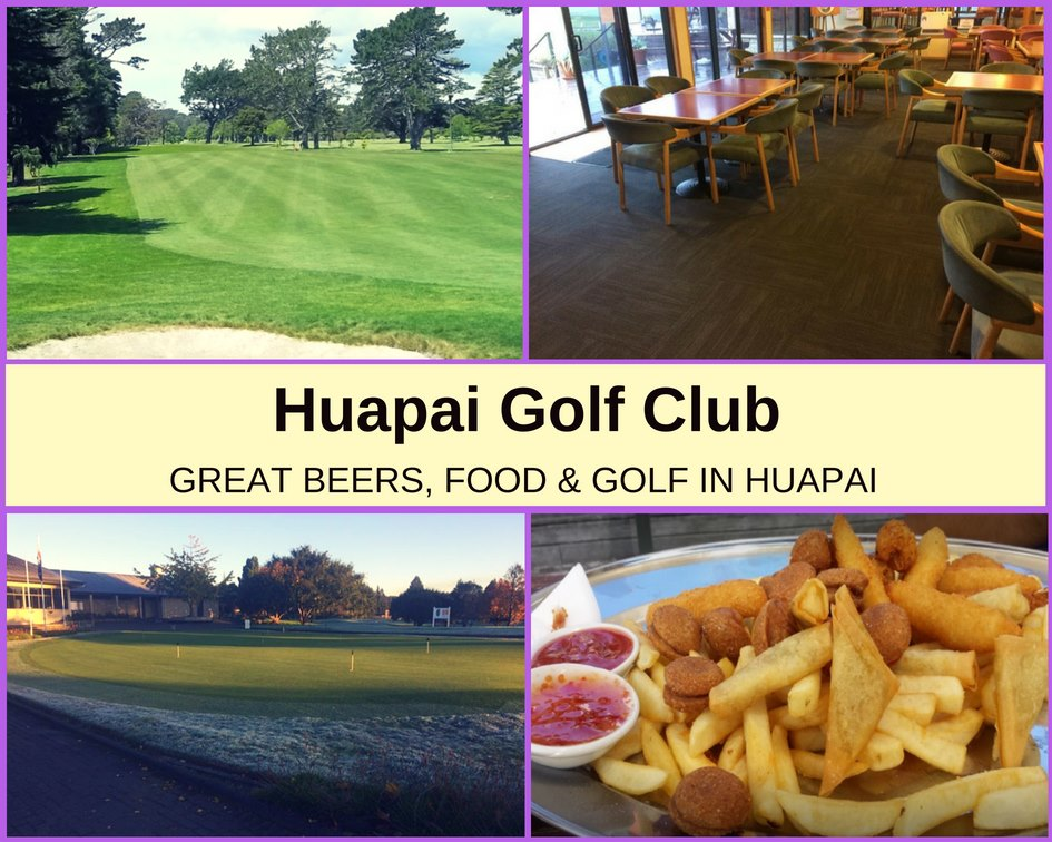 Huapai Golf Club Course Guide Pokies Bars Hours Menu Map Address