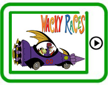 Wacky Races free mobile pokies