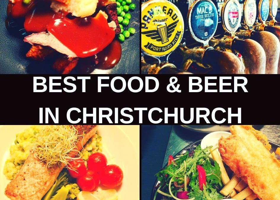 Baileys Bar Christchurch Guide