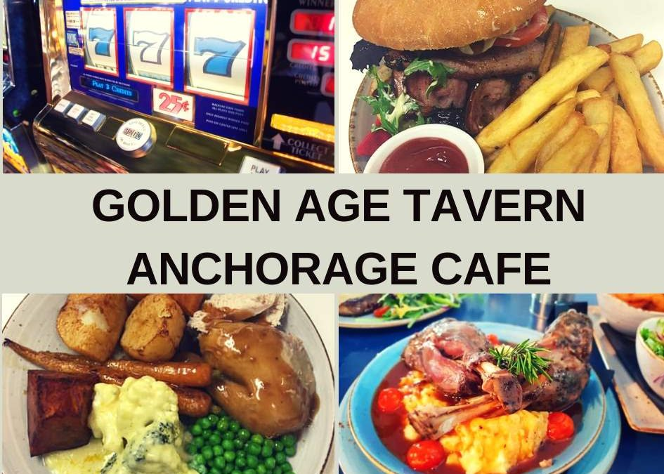 Golden Age Tavern Anchorage Cafe Bluff Guide