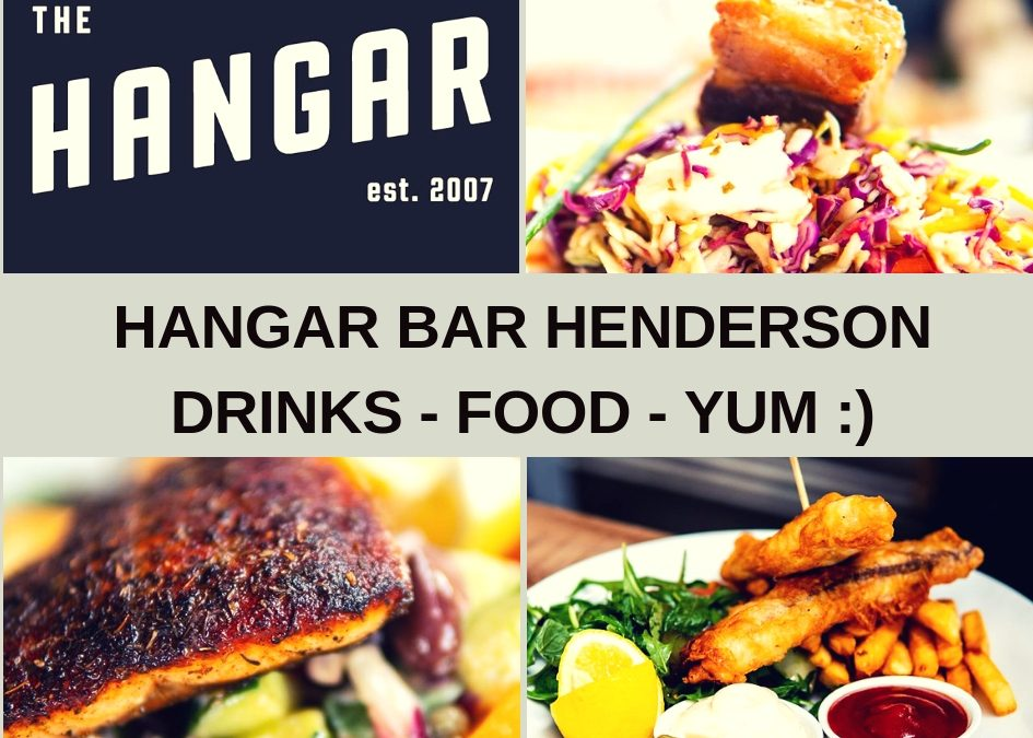 The Hangar Bar and Restaurant Henderson Guide