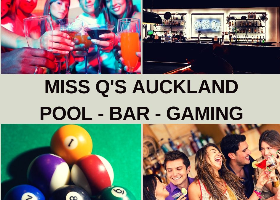 Miss Q's Pool Bar and Cafe Massey Guide