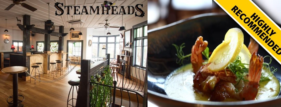 Steamheads Bar and Restaurant Takapuna Guide